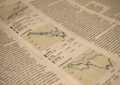 英字新聞のグラフ