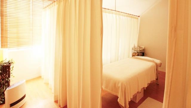 病室のベッド
